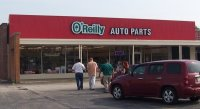 O'Reilly Auto Parts Store Front