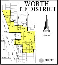 TIF District Map