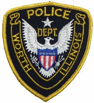 Current Worth Police Patch