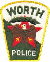 Early Worth Police Patch 2